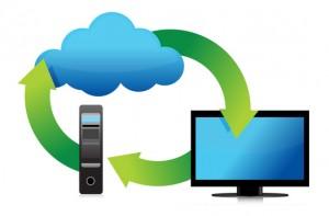 Computer > NAS-Server > Cloud Opslag > Computer