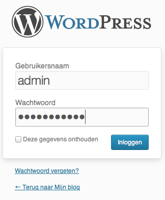 Wordpress BruteProtect Plugin installatie 1