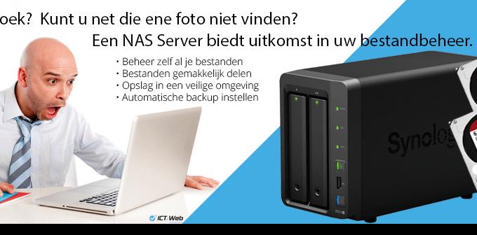 Banner NAS Server