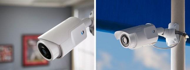 UniFi Video Camera – Voor binnen en buiten gebruik