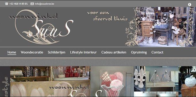 Woonwinkel SuuS.be Nu Online